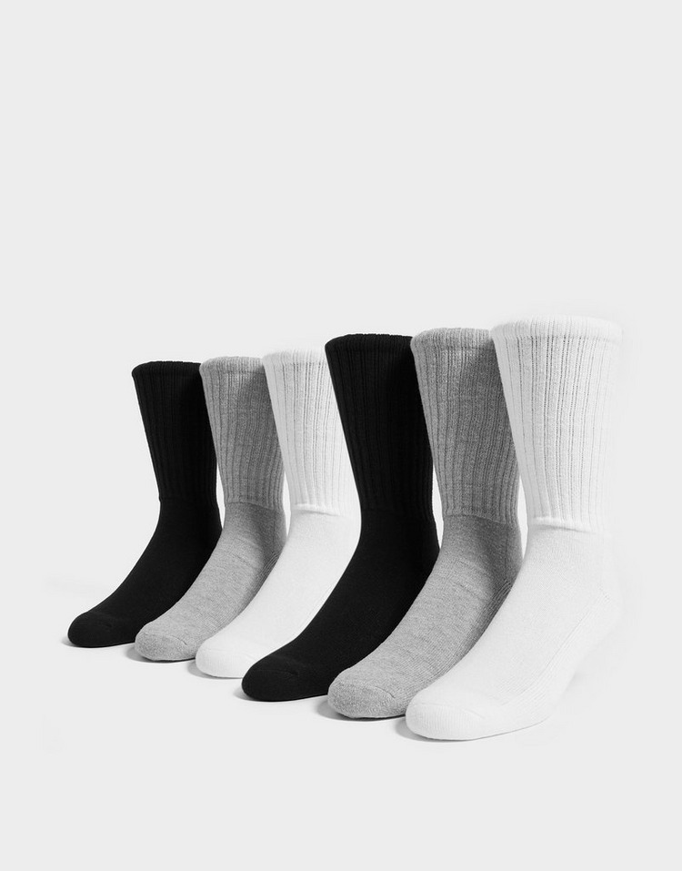 Calvin Klein CK One Crew Socks 6 Pack