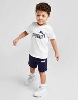 Puma Essential Logo T-Shirt/Shorts Set Infant