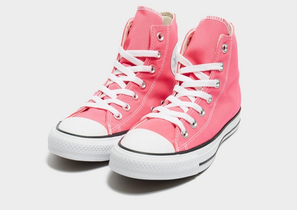 Converse All Star High Donna in Rosa   JD Sports