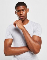 Lacoste 3 Pack Lounge T-Shirts
