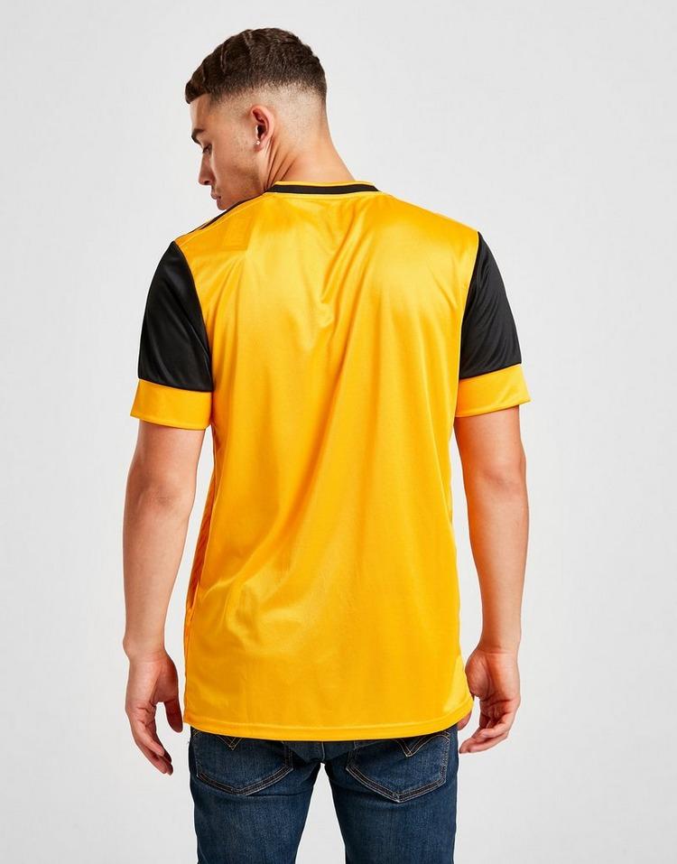 adidas Wolverhampton Wanderers FC 2020/21 Home Shirt