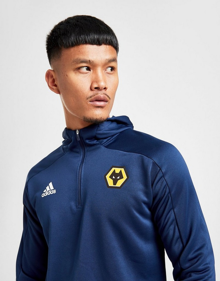 adidas Wolverhampton Wanderers FC Condivo Track Hoodie