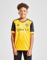 adidas Wolverhampton Wanderers 2020/21 Home Shirt Junior