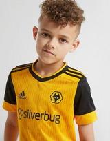 adidas Wolverhampton Wanderers 20/21 Home Kit Children