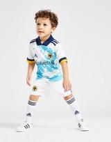 adidas Wolverhampton Wanderers 2020/21 Away Kit Children