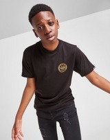 Vans Authentic Checkerboard T-Shirt Junior