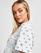 Nike Printed Boyfriend T-Shirt