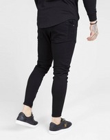 SikSilk pantalón vaquero Core Drop Crotch