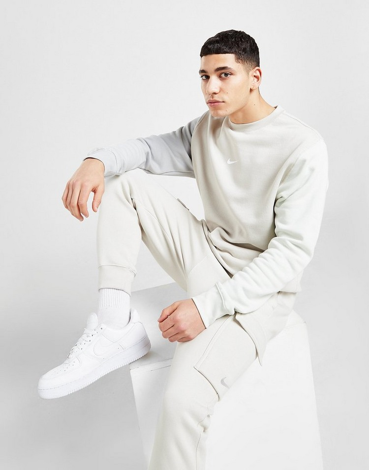 Nike Colour Block Crew Sweatshirt