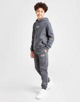 Emporio Armani EA7 Sweat à Capuche Logo Series Tape Junior