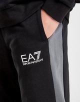 Emporio Armani EA7 Pantalon de Survêtement Colour Block Junior