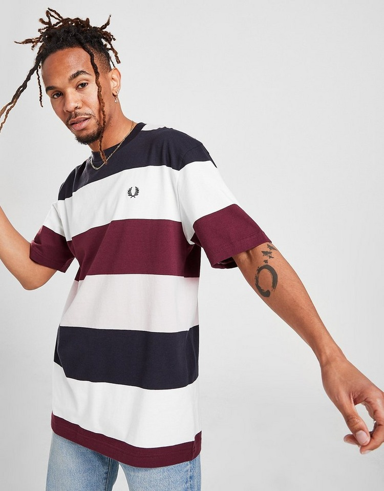 Fred Perry Bold Stripe T-Shirt