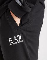 Emporio Armani EA7 Colour Block French Terry Tracksuit Junior
