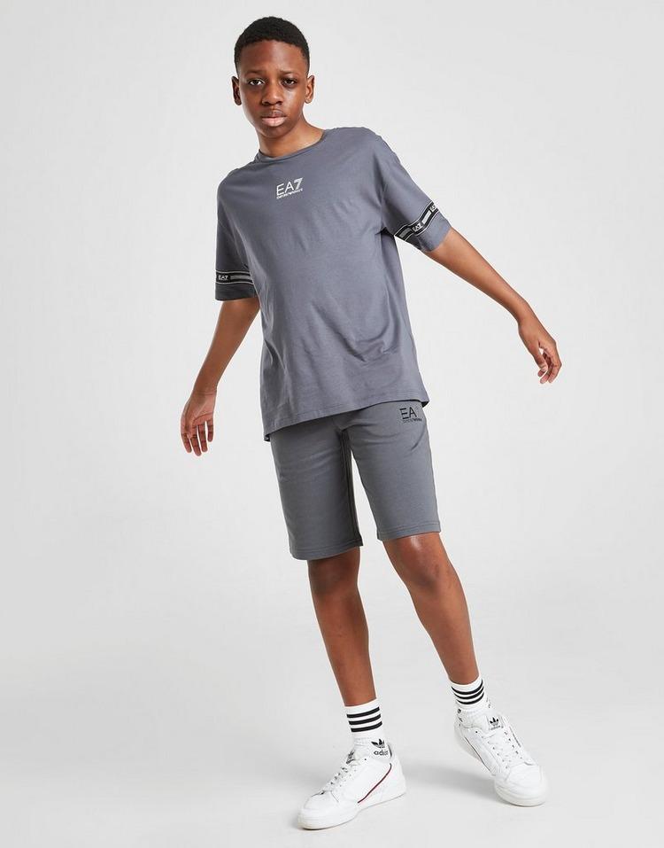 Emporio Armani EA7 Logo Series Tape T-Shirt Junior