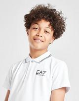 Emporio Armani EA7 Core Pique Polo Shirt Junior