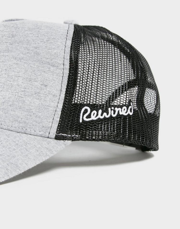 Rewired Mini R Trucker Cap