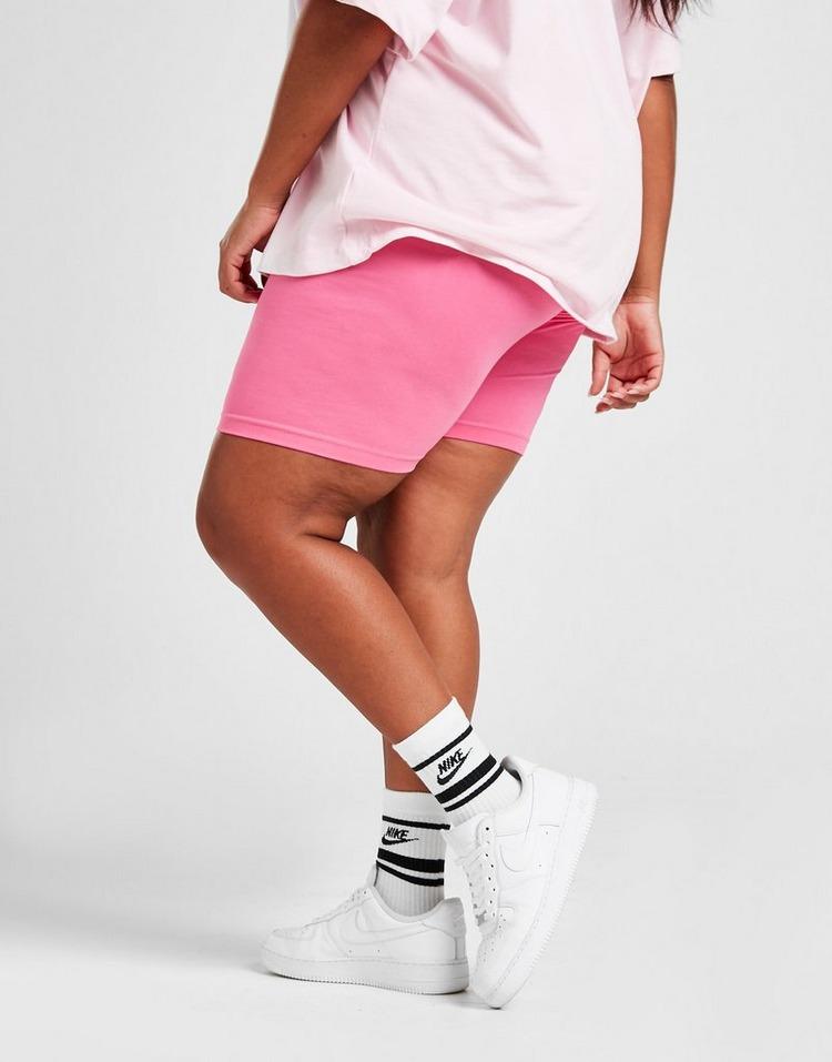 Compra Nike Mallas Cortas Core Cycle Tallas Grandes En Rosa