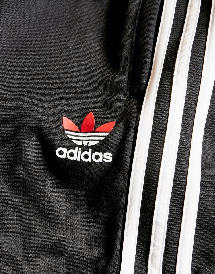 adidas Originals Sliced Overhead Tracksuit Children