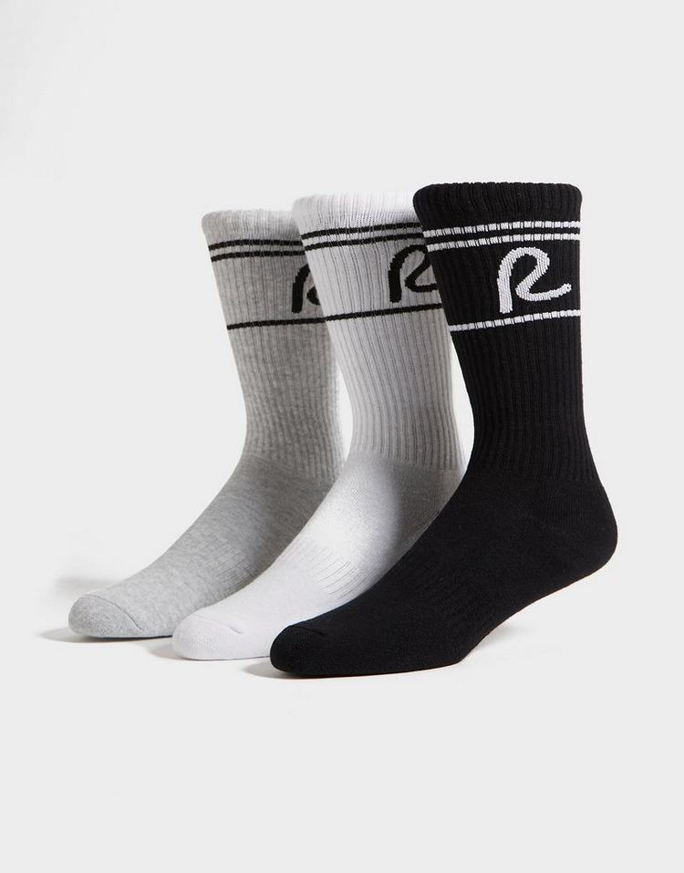 Rewired 3-Pack Crew Socks