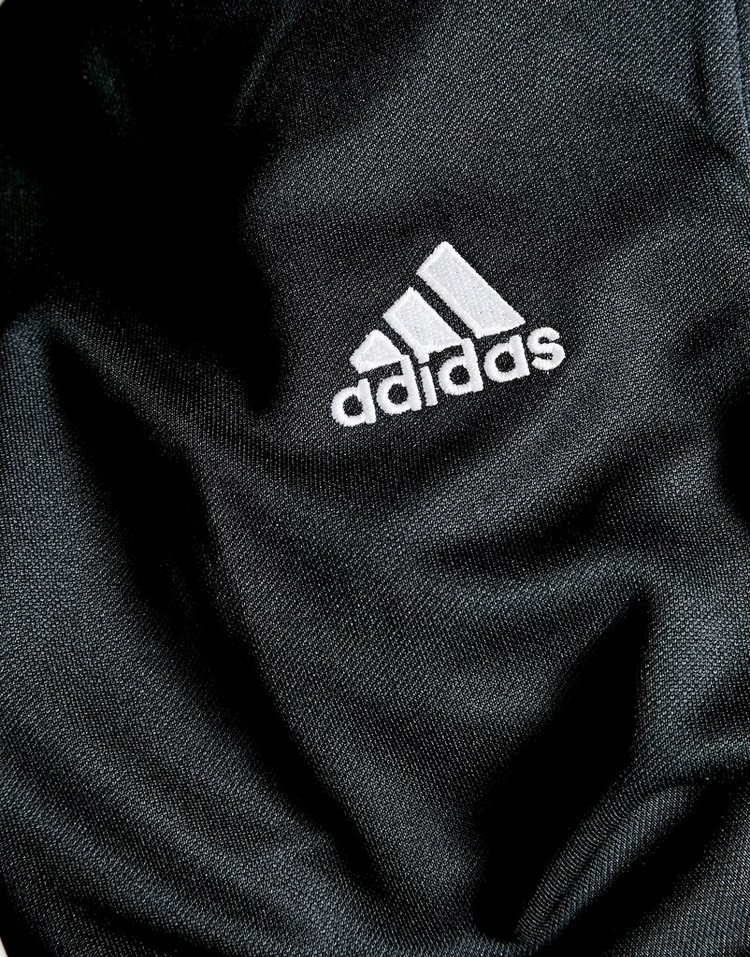 adidas Core 18 Poly 1/4 Zip Top Junior