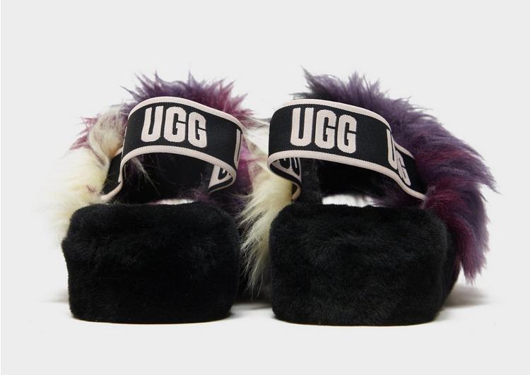 UGG Fluff Yeah Logo Slides