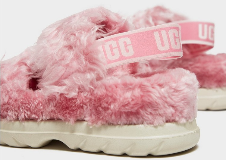 UGG Fluff Sugar Slides Women's