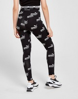 Puma Amplified All Over Print Leggings