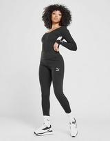 Puma Classics High Waist Ribbed Leggings