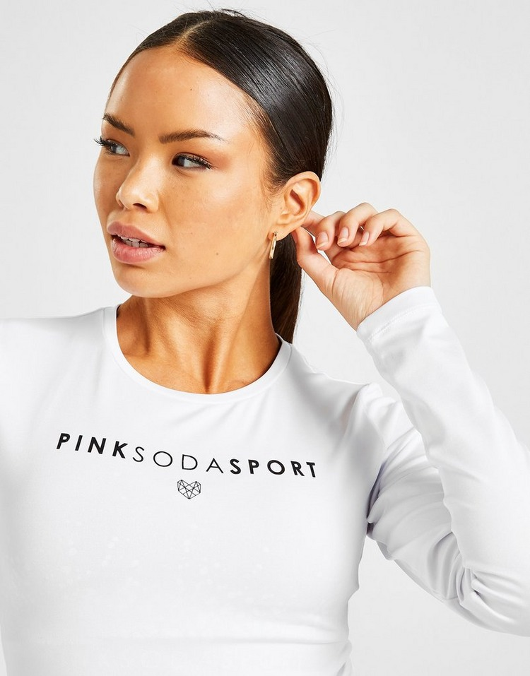 Pink Soda Sport Core Long Sleeve Top