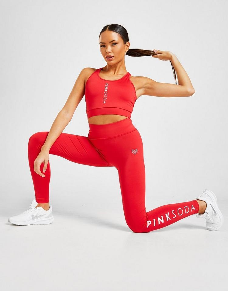 Pink Soda Sport Core Tights