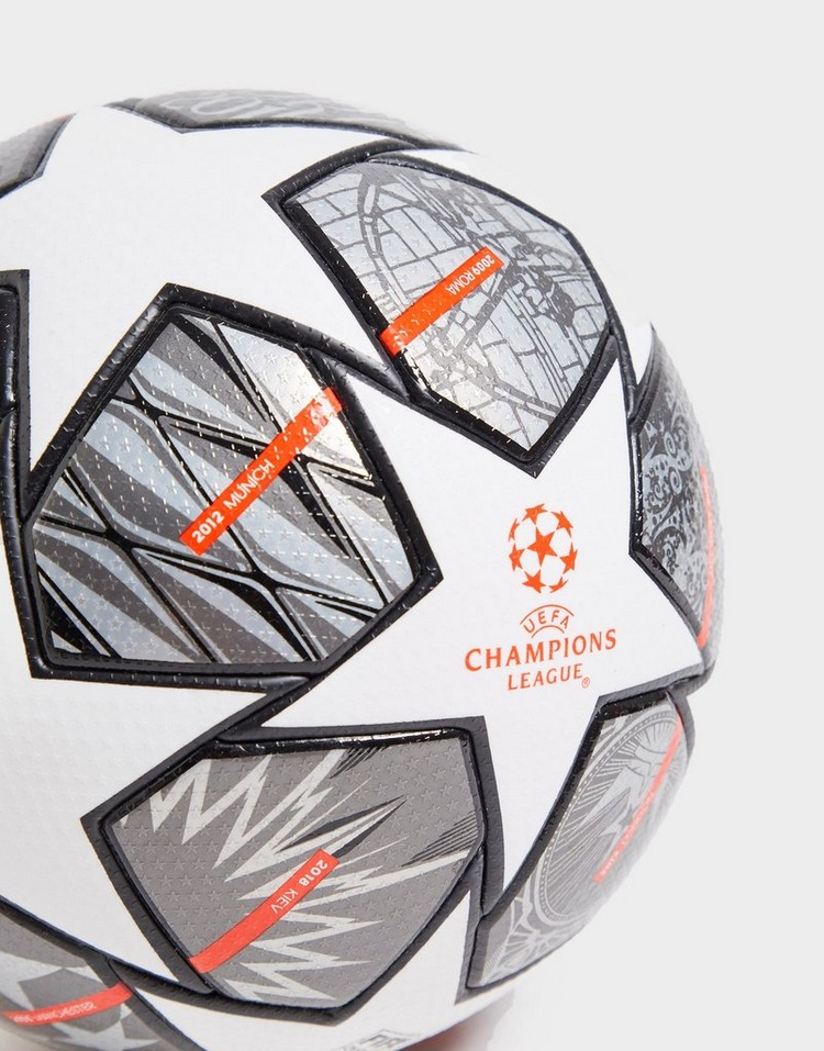 Champions League Final 2021 Ball : Grey adidas Champions ...