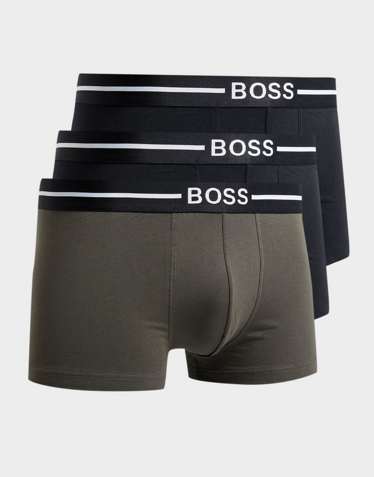 BOSS Pack 3 Boxers Homme