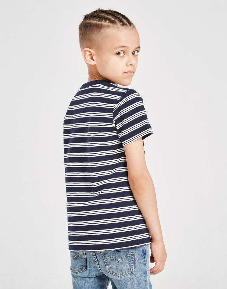 Lacoste Stripe T-Shirt Children