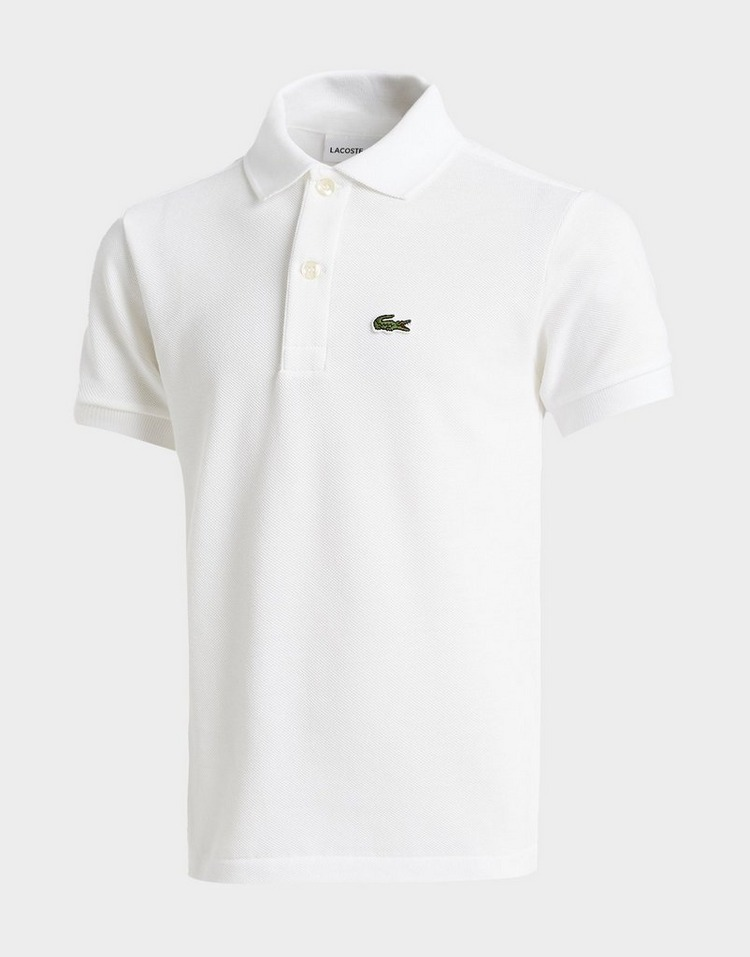 Lacoste Sport Logo Polo Shirt Children