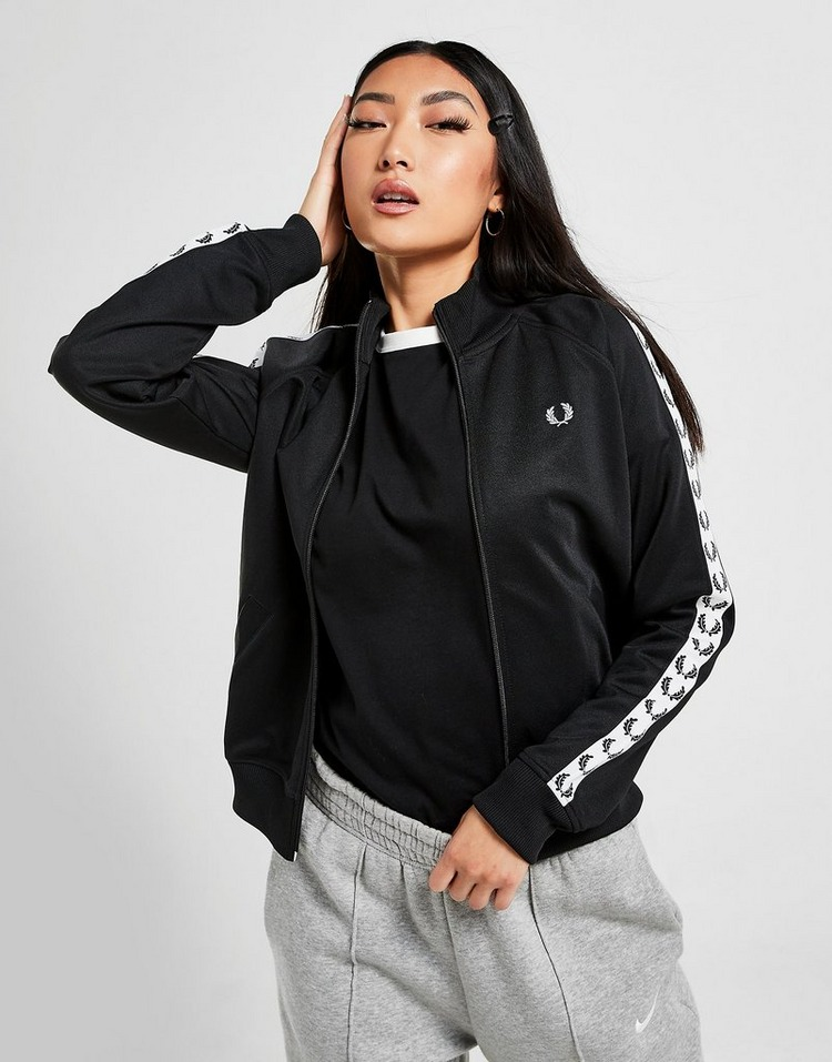 Fred Perry Tape Track Top
