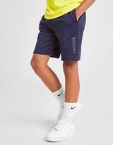 Lacoste Poly Fleece Shorts Junior