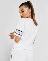 Emporio Armani EA7 Tape Logo Boyfriend T-Shirt