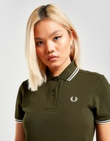 Fred Perry Twin Tip Polo Dress