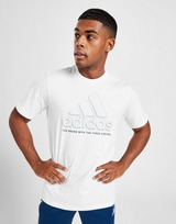 adidas Badge of Sport Outline Shadow T-Shirt