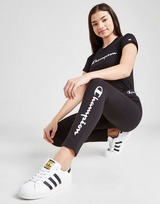 Champion Girls' Logo Leggings Junior
