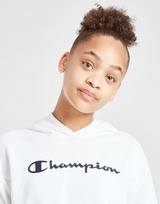 Champion Girls' Cropped Hoodie Junior