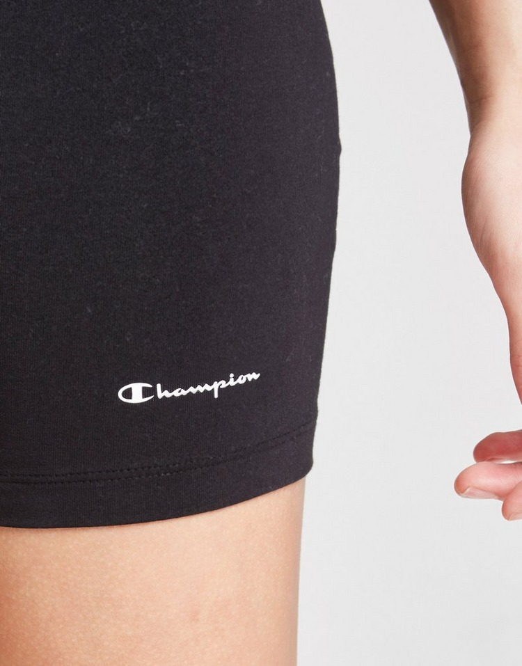 Champion Girls' Cycle Shorts Junior