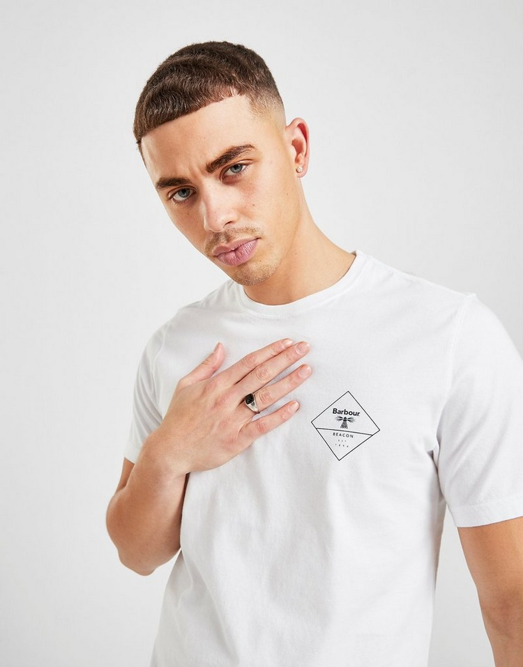 Barbour Beacon Box Logo T-Shirt