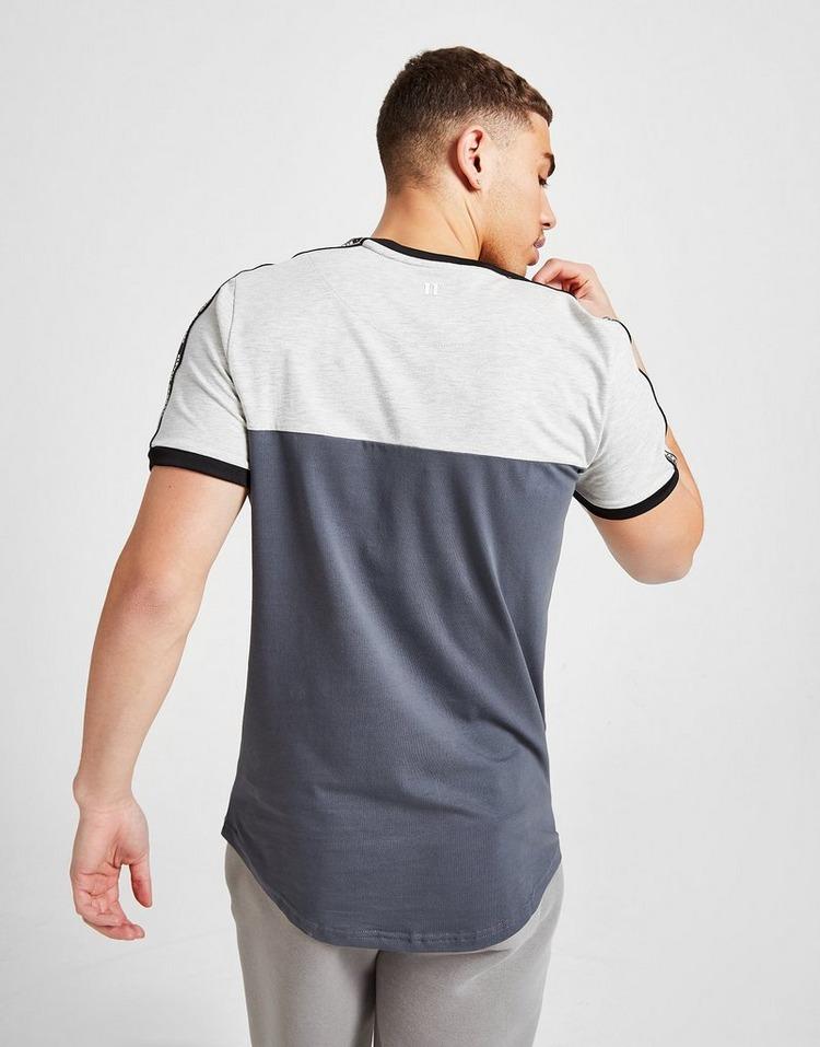 11 Degrees Colour Block Tape T-Shirt