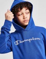 Champion Large Logo Hoodie Junior