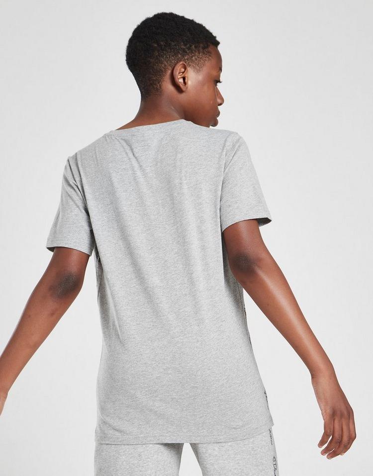Champion Tape Box Logo T-Shirt Junior