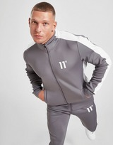 11 Degrees Full Zip Track Top