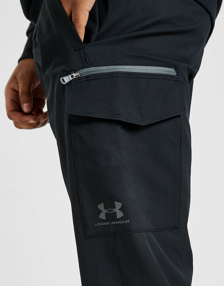 Under Armour Woven Zip Cargo Track Pants