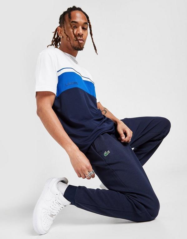 Lacoste Pantalon de Survêtement en Molleton de Qualité Supérieure Homme