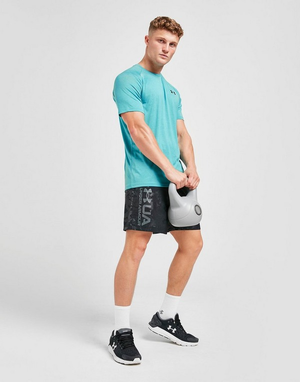 Under Armour Woven Emboss Shorts